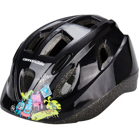 Cannondale Burgerman Colab Helm Kinder black